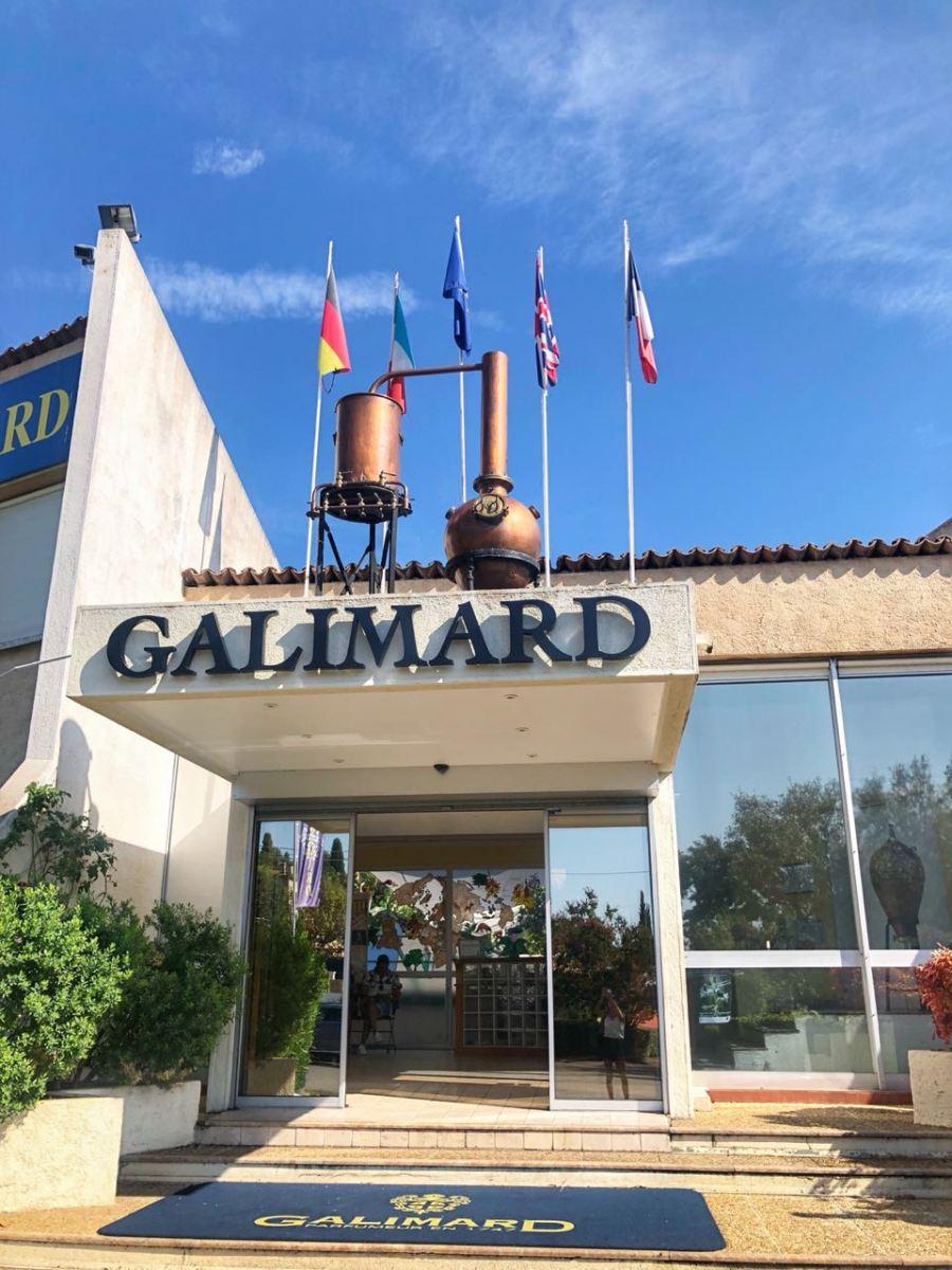 GALIMARD PERFUME HOUSE - GRASSE, FRANCE